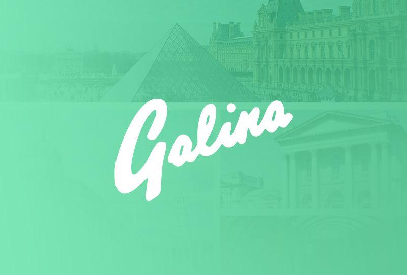 Galina International <br>Study Tours