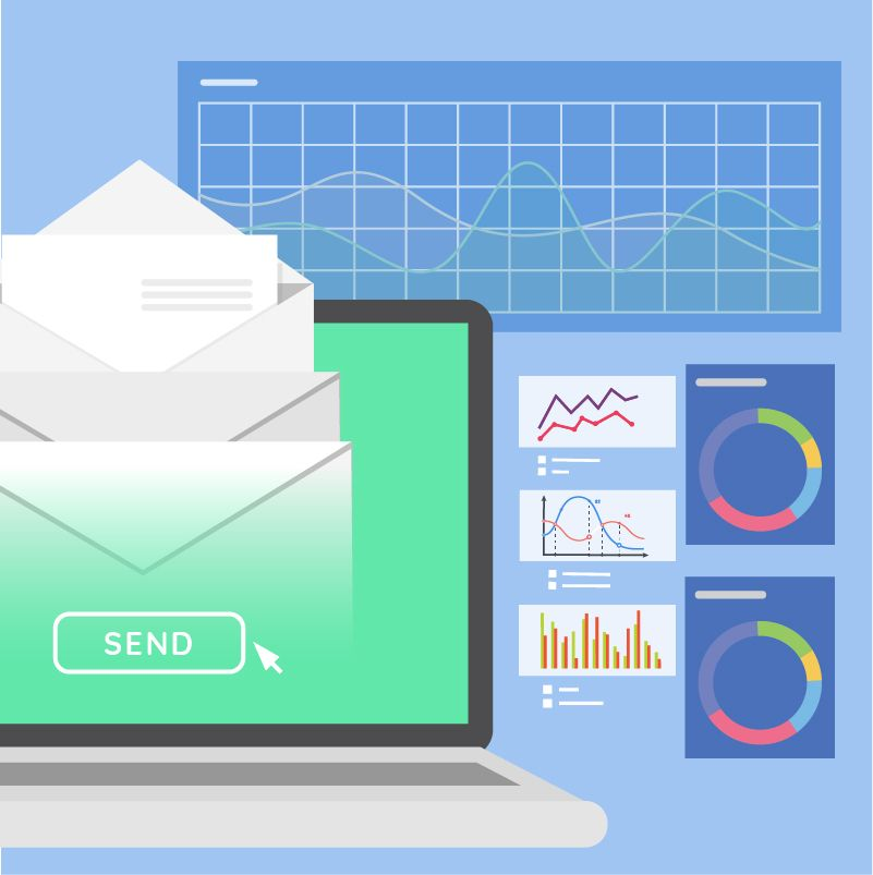 Increase engagement with direct emails