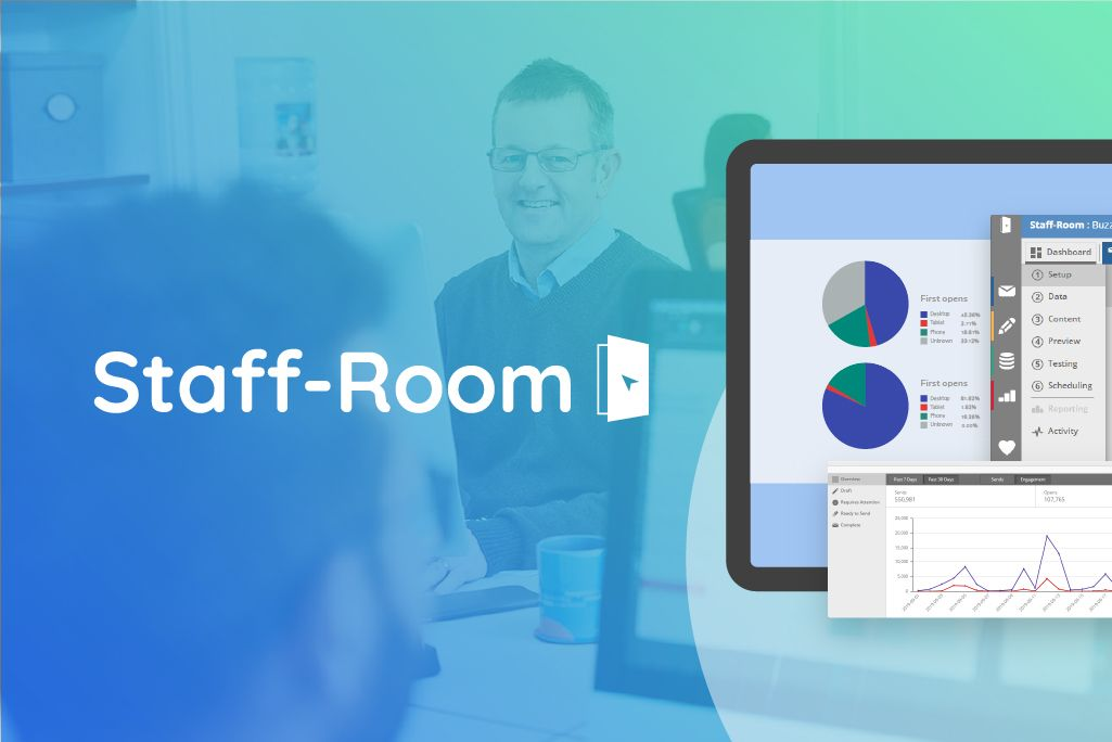 Introducing Staff-Room